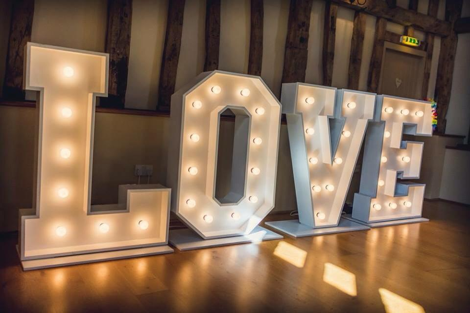 stunning love letters for weddings