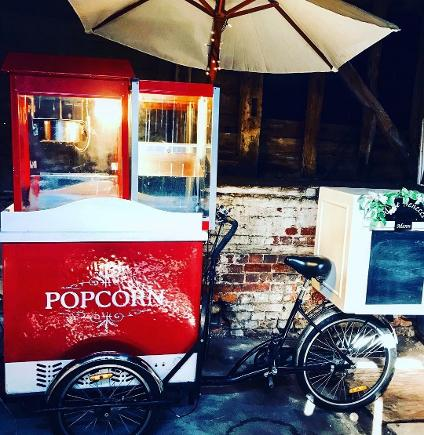 Popcorn Tricycle Hire
